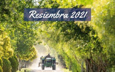 Resiembra Mayo 2021